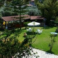 Photo taken at Alexaria Holidays Apartments by kostas g. on 8/11/2014