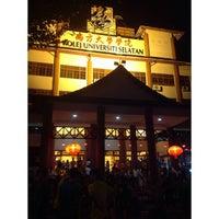 Photo taken at Southern University College by Tan E. on 9/21/2013