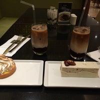 Photo taken at Cafe Bateel by Sara A. on 7/11/2014