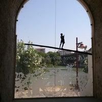 Photo taken at Castillo de San Jorge by Jaime R. on 8/21/2013