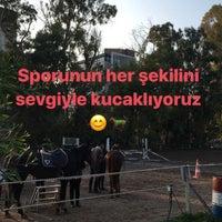 Photo taken at Soli Atlı Spor Klubü by Zeynep Tomak on 1/28/2018