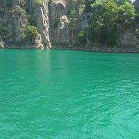 Photo taken at Green Canyon by Tatiana N. on 7/30/2014