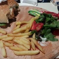 Photo taken at Rixos Downtown Expo Center Restaurant by Özgül on 9/11/2013