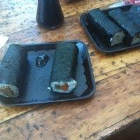 Photo taken at Sushi Sushi by Bec B. on 1/14/2013