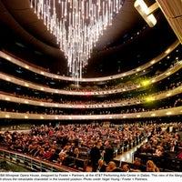 1/8/2014 tarihinde AT&T Performing Arts Centerziyaretçi tarafından Sammons Park'de çekilen fotoğraf
