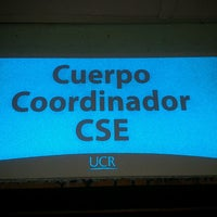 Photo taken at Cuerpo Coordinador CSE by Paola E. on 6/28/2013