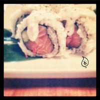 Photo taken at Towa Sushi by Barr W. on 3/15/2014