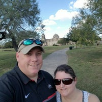 Photo taken at San Antonio Missions National Historical Park by Christopher W. on 10/29/2016