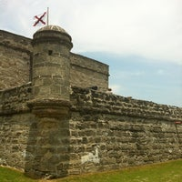 Photo taken at Fort Matanzas National Monument by Ben H. on 7/28/2013