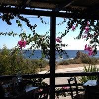 Photo taken at Calypso Restaurant by Minas V. on 10/6/2013