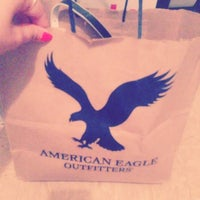Photo taken at AEO & Aerie Store by Kamila S. on 6/15/2013