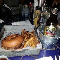 Photo taken at El Jefe Burger Shack by Angela C. on 10/13/2013