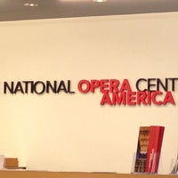 Photo taken at The National Opera Center by Majo M. on 10/16/2013