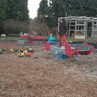Photo taken at Seattle Children's Play Garden by Prince D. on 2/20/2014