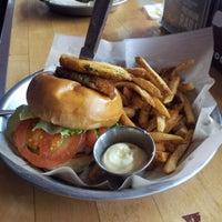 Photo taken at Stack'd Burger Bar by John G. on 4/30/2013