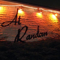 Photo taken at At Random by John G. on 1/14/2013