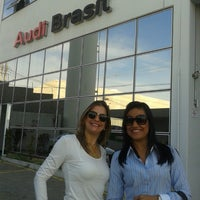 Photo taken at Audi Brasil by Adriana G. on 3/20/2014