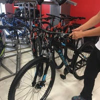 Photo taken at Transvision Bike Roma by Ana V. on 7/17/2016