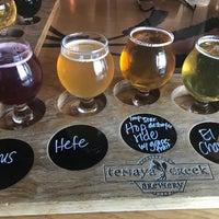 Снимок сделан в Tenaya Creek Brewery пользователем Laura W. 8/6/2018