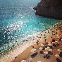 8/8/2013 tarihinde Nihat B.ziyaretçi tarafından Kaputaş Plajı'de çekilen fotoğraf