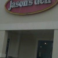 Photo taken at Jason's Deli by Kristina S. on 7/24/2013