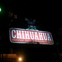 Photo taken at Chihuahua Mexican Grill & Margarita Bar by Glenn L. on 11/1/2012