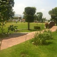 Photo taken at Hacienda Caltengo by Anagaby s. on 6/16/2013