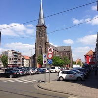 Photo taken at Ledeberg by Burak Eylül S. on 5/15/2014