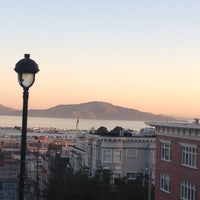 Photo taken at Fillmore Stairs by Kevin on 10/2/2012