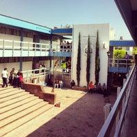 Photo taken at Facultad de Derecho by Alejandro O. on 8/6/2013