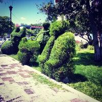 Photo taken at Facultad de Derecho by Alejandro O. on 8/14/2013