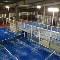 Photo taken at Padel Central by Padel C. on 8/10/2014
