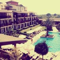 7/26/2013 tarihinde Elif G.ziyaretçi tarafından Barut Lara Resort'de çekilen fotoğraf