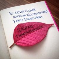 Photo taken at düşüncede by Mehmet 👈 A. on 12/26/2014