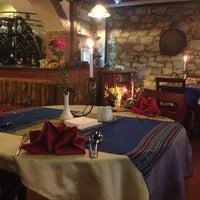 Photo taken at Sapa Lotus Restaurant by Selen G. on 8/10/2013
