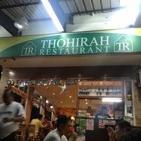 Photo taken at Thohirah Cafeela Restaurant by Sham Abdullah on 12/15/2012