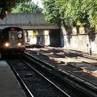 Photo taken at MTA Subway - Cortelyou Rd (Q) by Nicole B. on 6/21/2013