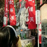 Photo taken at 一乗山久松寺吉祥院 by antonin on 1/11/2016