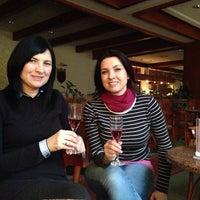 Photo taken at Hotel Hubert by Ema O. on 2/23/2014