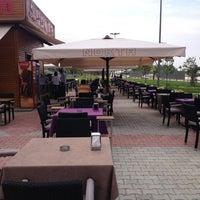 Photo taken at Nokta Cafe by Vokşit İ. on 6/15/2013