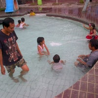 Photo taken at Waterbyurr by Astini P. on 8/9/2013