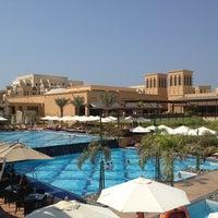 10/11/2014 tarihinde 🎀Татьяна К.ziyaretçi tarafından Rixos Bab Al Bahr'de çekilen fotoğraf