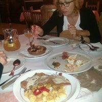 Photo taken at restaurante sidreria monte auseva by ErPePe L. on 8/6/2013
