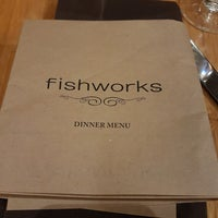 Photo taken at Fishworks by Lily S. on 10/21/2017