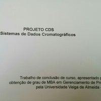 Photo taken at Universidade Veiga de Almeida (UVA) by Joe Anderson on 7/18/2015