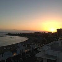 Photo taken at Las Vistas Beach by Ale R. on 6/15/2013
