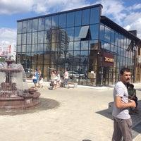 Photo taken at Сити-центр by Aleksandr on 8/24/2013