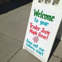 Photo taken at Trader Joe's by Melissa K. on 7/17/2013