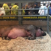 Photo taken at Swine Barn by Melissa K. on 8/26/2017