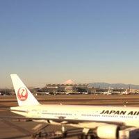 Photo taken at HND Terminal 1 by iruma g. on 12/23/2012